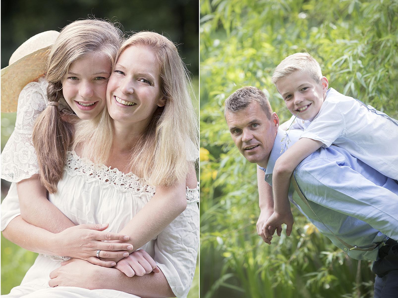 familiefotoshoot gezinsshoot
